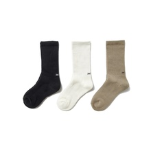 714street 19aw basic socks thickened towel bottom middle top socks thick couple