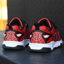 蜘蛛侠童鞋春秋款儿童运动鞋小童3-4-5-6-7岁8男童春款小男孩鞋子图片