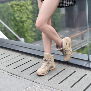 新款Lowa女沙漠徒步鞋Zephyr GTX中帮防水减震登山鞋320537/668