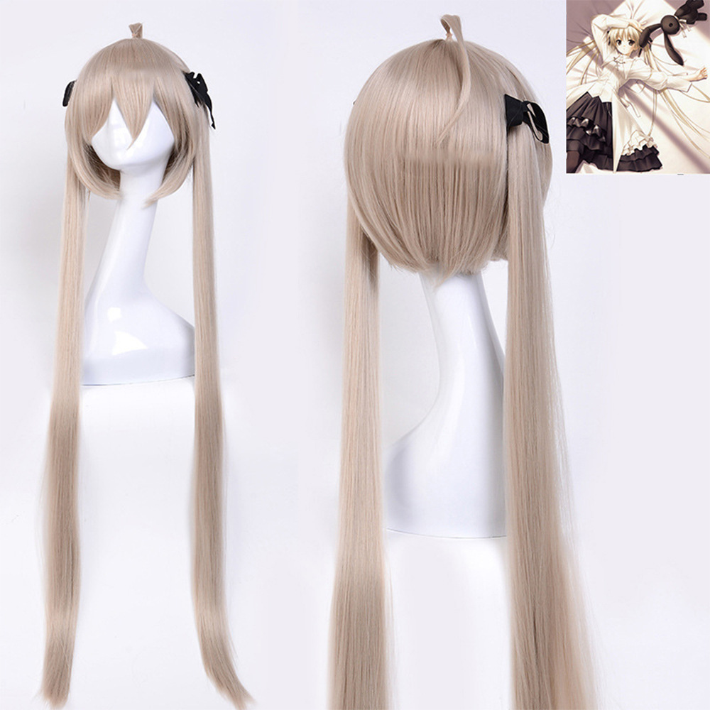 Hair color sky, spring day, wild dome Girl Wig animation original night style Cosplay role play other pictures