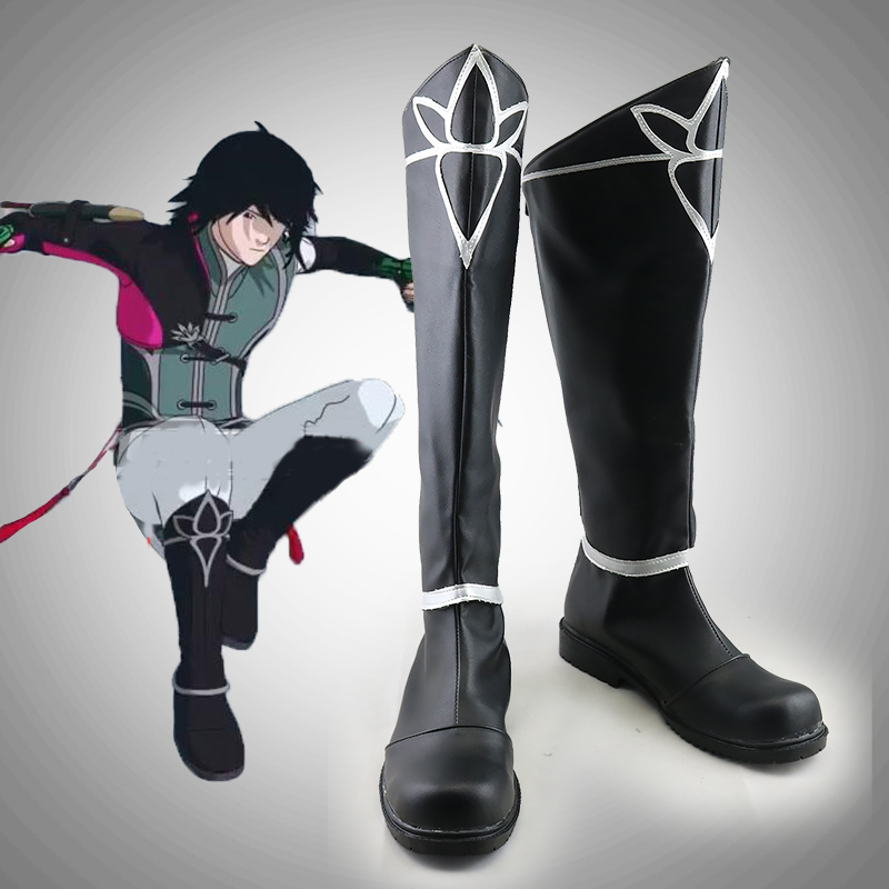 Rwby Lilian cos shoes Cosplay shoes customized