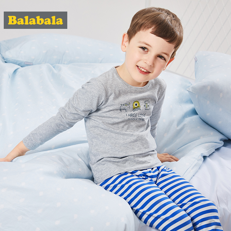 宝宝空调睡衣