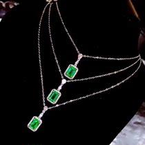 送妈妈婆婆无瑕天然淡水珍珠项链9MM8