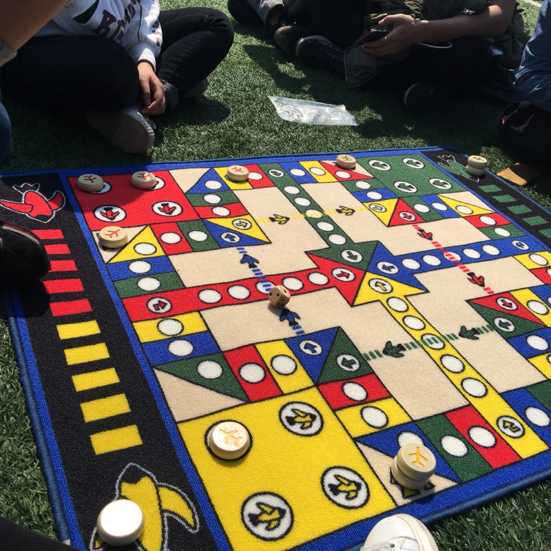 赛和飞行棋地毯式超大号毛绒玩具学生礼品旗爱情公寓儿童棋类桌游