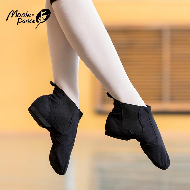 Новые товары сэр обувь женщина высокий холст взрослых женщин сэр ботинок мужчина танец обувной мягкое дно комнатный практика гонг обувной