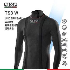 意大利SIXS TS23W/PMXW 冬季运动骑士摩托机车碳纤维运动保暖衣裤