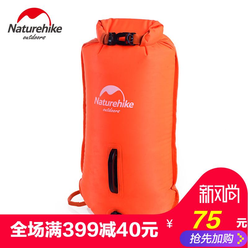NH безопасность двойной болтун плавать пакет дрейфующий мешок водонепроницаемые мешки поплавок скрытая для взрослых поплавок на открытом воздухе плавать оборудование