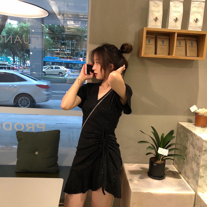 五折促销kumayes2019夏季新款气质显瘦短裙