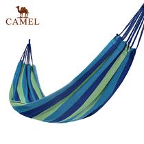 野外旅游郊游露营室内外吊椅学生宿舍秋千吊床骆驼户外吊床CAMEL