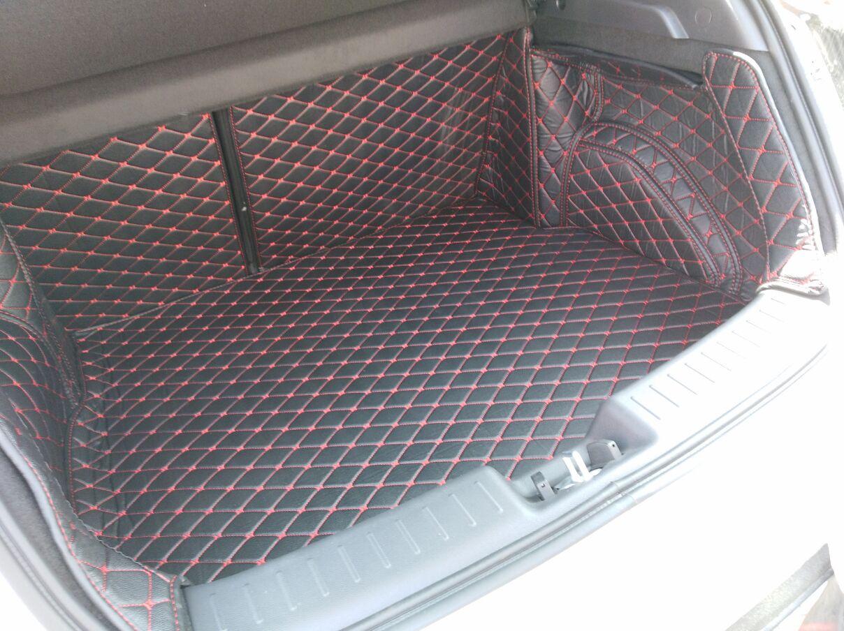 长安逸动后备箱垫 大包围后备箱垫 汽车大包围脚垫 定做包围脚垫