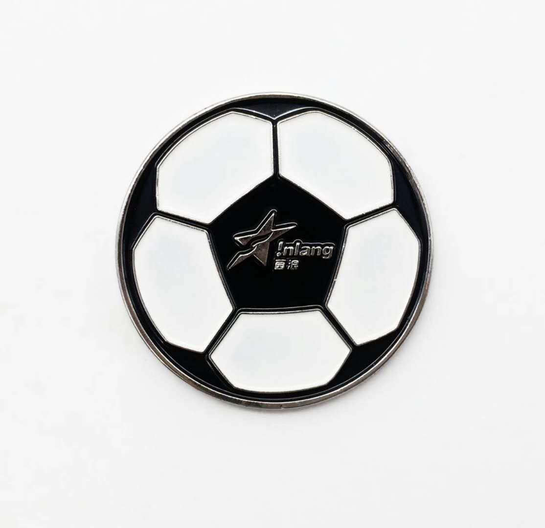 Футбол рефери бросает устройство рефери оборудования, чтобы выбрать монету, бросающую машину