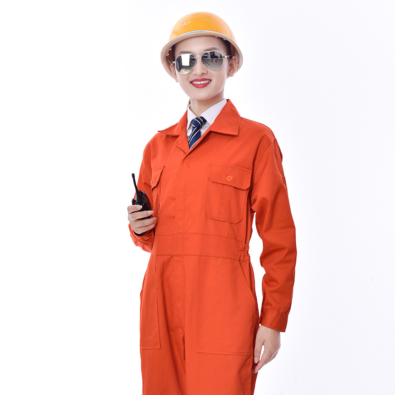 Autumn and winter construction supervision engineering uniform factory workshop staff clothing machining plant tooling Logistics