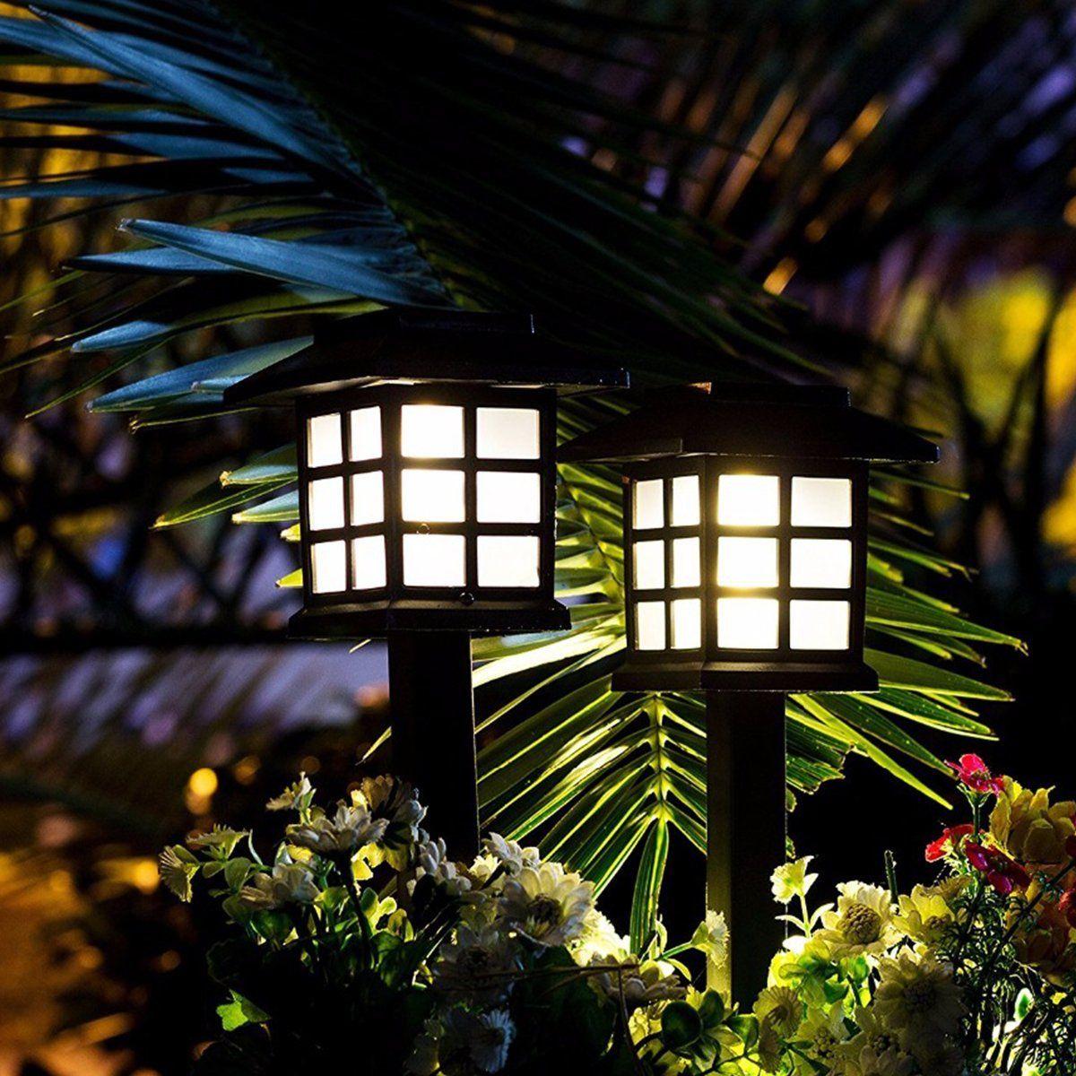 太阳能草坪灯户外防水景观庭院别墅花园装饰美化耐用超亮清仓甩卖热销20件限时抢购