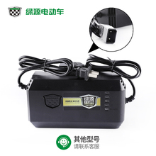 Green Source Electric Vehicle Charger 36V-60V Original Authentic Assembly