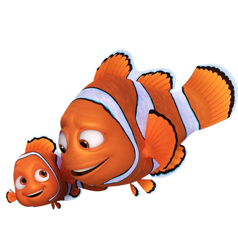 銀輝 海底總動員2馬林 仿真小醜魚電動寵物洗澡玩具魚 電影同款