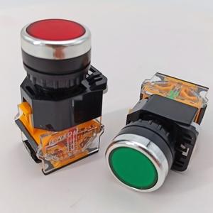 商用节能灶 炉灶设备配件点动开关商用点火器按钮自复位电源开关