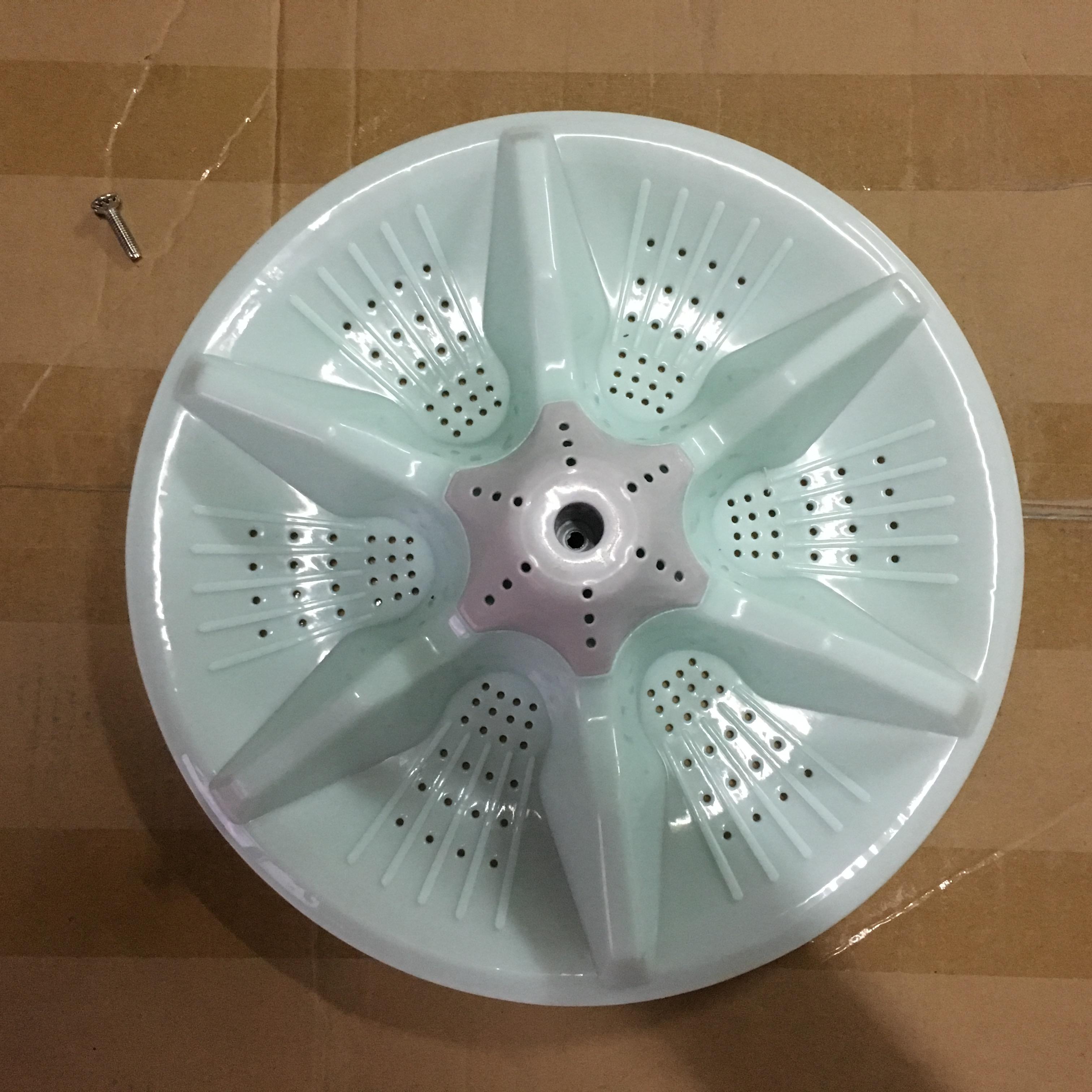济南松下乐妻XQB75-975 XQB70-970洗衣机波轮盘 底盘转盘原厂配件