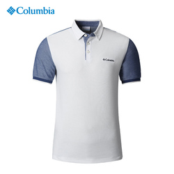 2018春夏新品哥伦比亚城市户外男装速干衣商务POLO短袖T恤PM3221