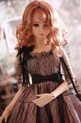 【endless】3分4分msd/bjd/sd娃娃衣服派对小洋装礼服