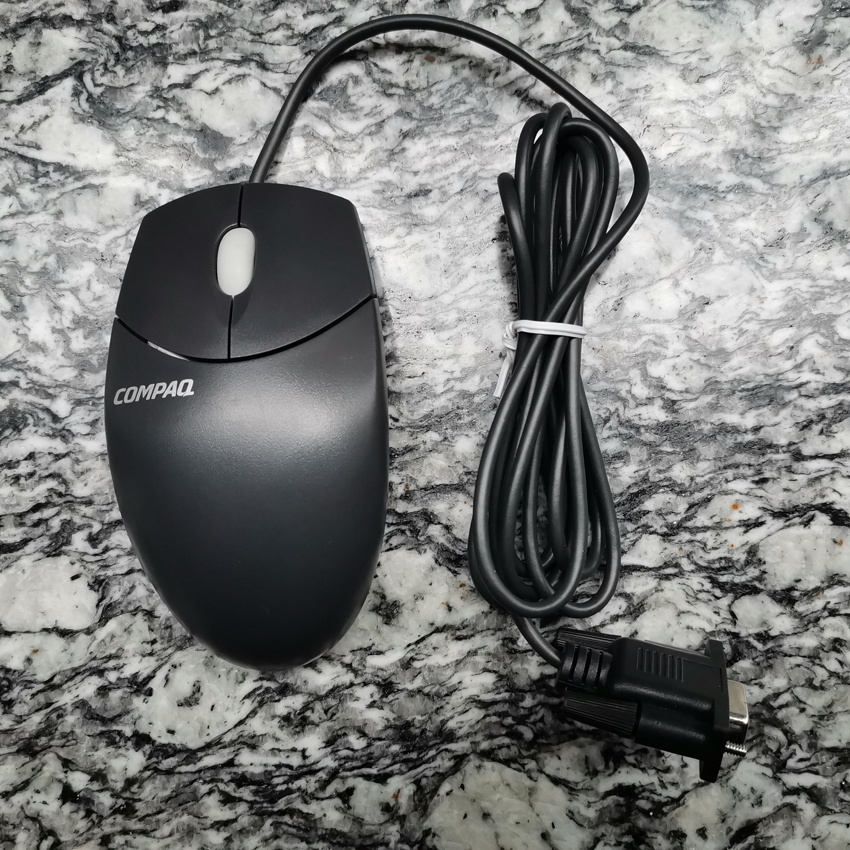 全新机械 com口 RS232接口方口串口 9针 2D 工控医疗数控机床鼠标