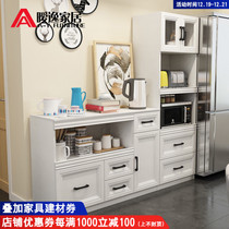 Dining Cabinets Modern minimalist home restaurant cabinets cupboard Cabinets Kitchen Locker Cabinets multi-function customization