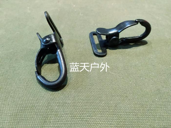 Старый товары зонт солдаты использование медь подключить ремень хаки медь рюкзак пряжка тактический быстро обвиснет пряжка крюк ключ орел рот крюк