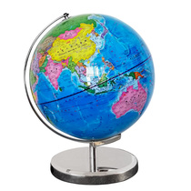 Erasable District ar Globe 32cm HD large 3d intelligent Voice 4d children medium Trumpet High school students with decoration home furnishings students Special Teaching edition Junior middle School student