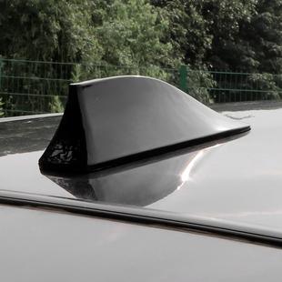 汽车改装收音信号天线鲨鱼鳍专用天线车顶尾翼装饰天线改装免打孔