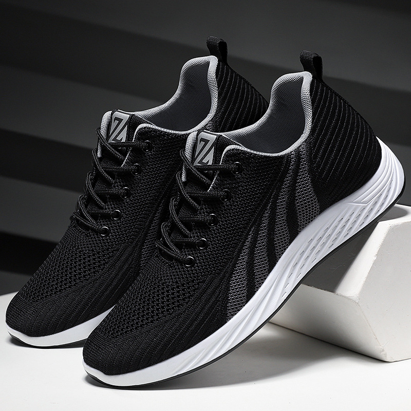 Shoes man autumn 2020 new breathable mens shoes casual light running shoes Korean fashion sports shoes men