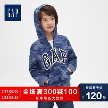 Gap Boys' imitation lamb fleece sweater winter clothing 473755 children's Plush thickened warm coat with foreign air
