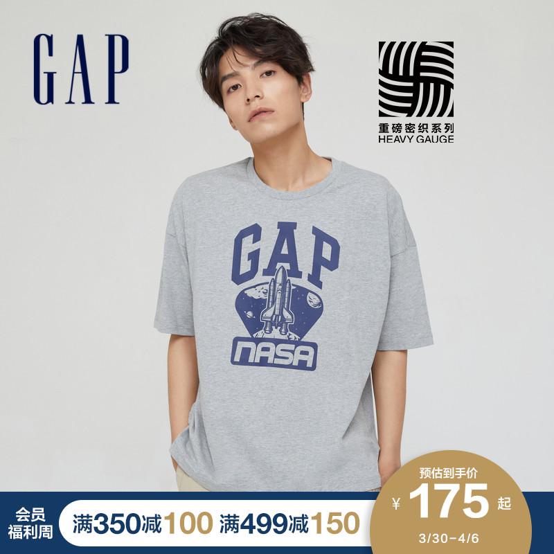 gap男装纯棉短袖t恤好不好