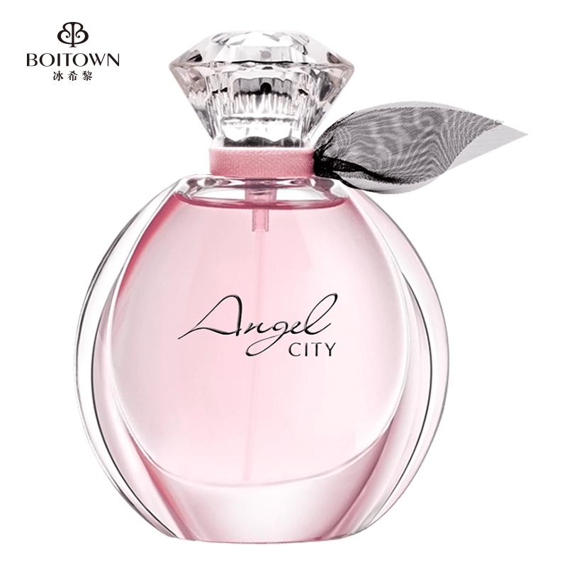 冰希黎天使之城女士香水持久淡香清新自然送小样法国专柜 买1送5