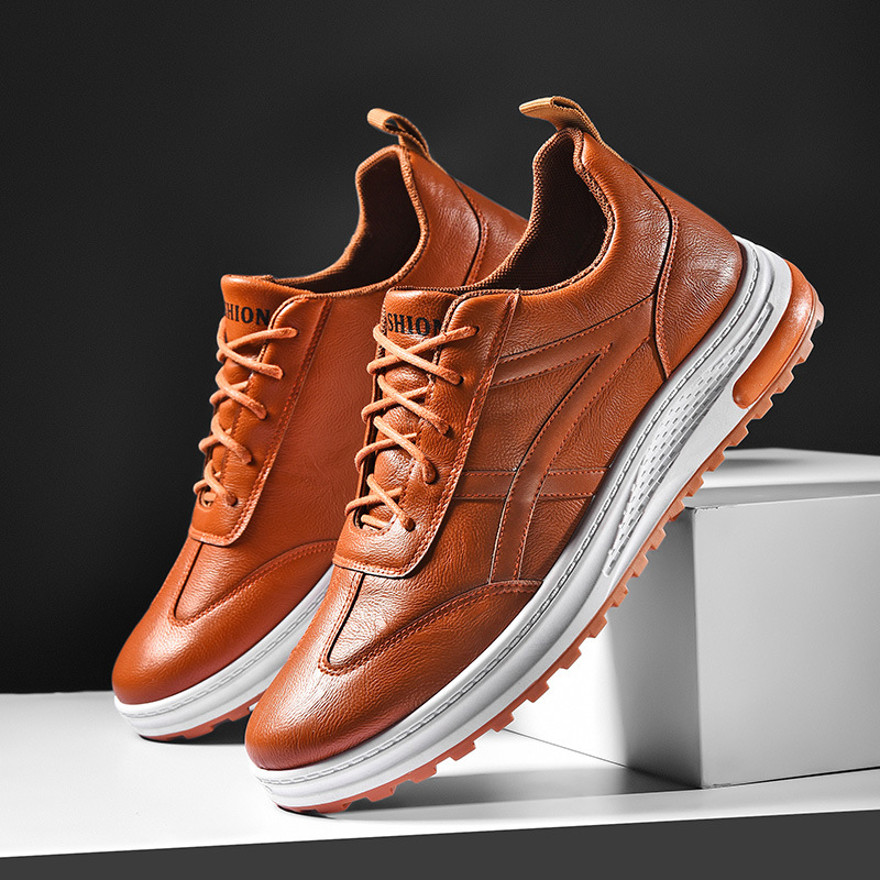 New mens casual shoes in autumn and winter 2020