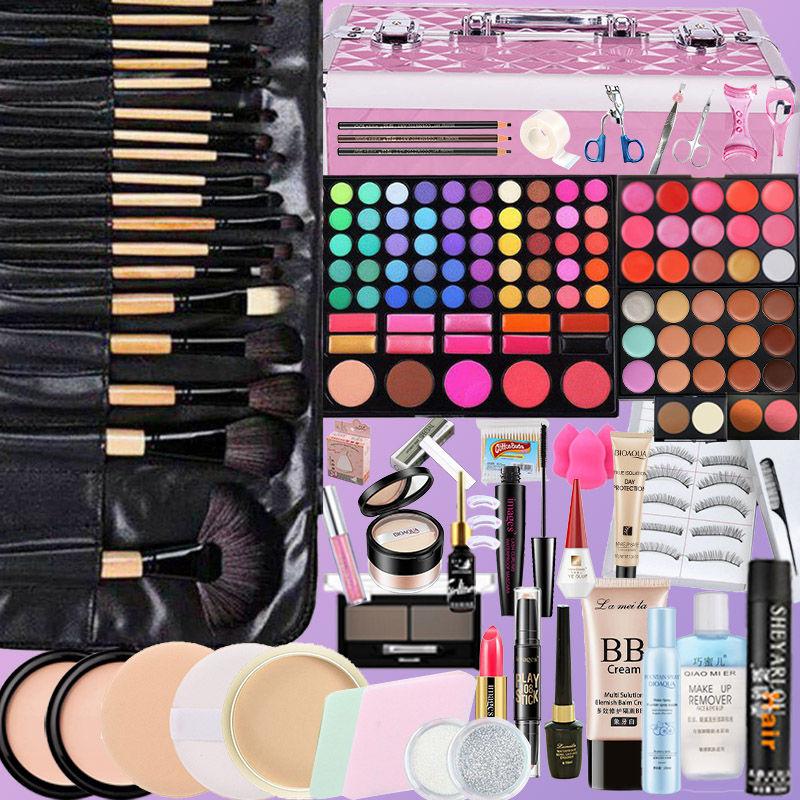 zfc专业彩妆套装全套组合化妆师美妆工具影楼跟妆舞台培训化妆品