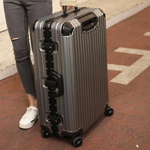 韩版拉杆箱学生密码旅行箱男女小清新24寸行李箱万向轮29登机皮箱