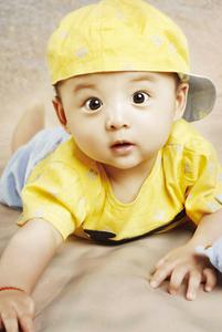 宝宝海报早教宝宝画报可爱漂亮婴儿孕妇备孕小孩胎教大图片墙贴画
