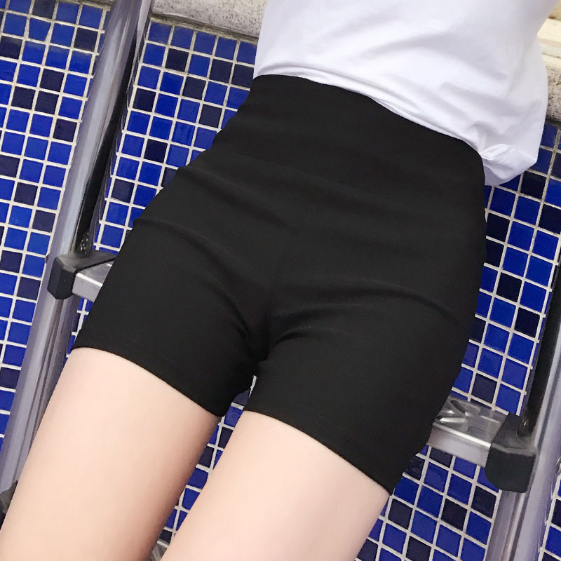 打底短裤女夏秋冬季可外穿紧身高腰弹力安全裤防走光大码2020新款