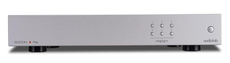 傲立audiolab 6000n play播放器