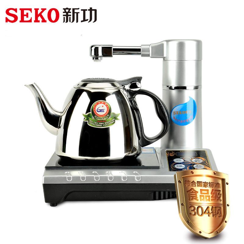 新功A501自動上水電磁爐茶具燒水壺泡茶爐功夫茶具電磁茶爐