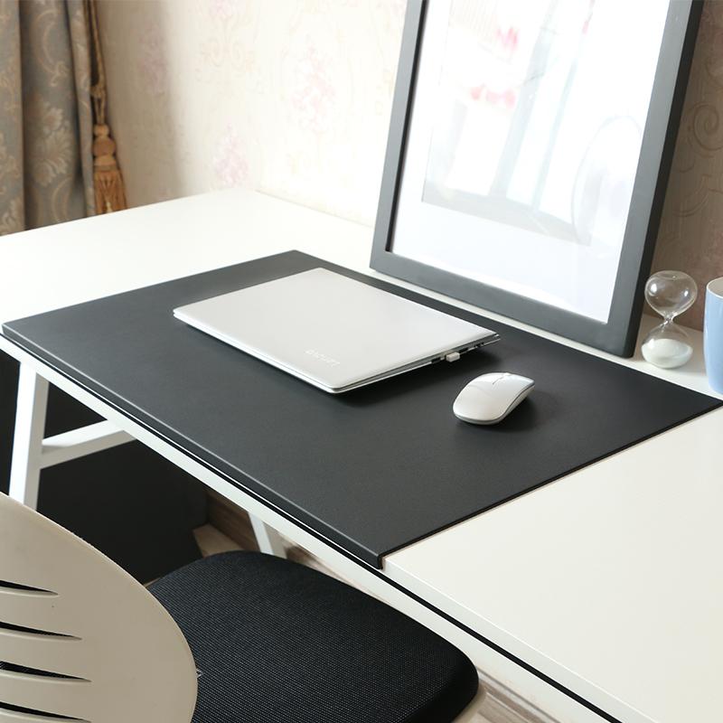 鼠标垫女办公桌垫鼠标垫超大护腕写字桌垫电脑垫无异味学生书桌垫