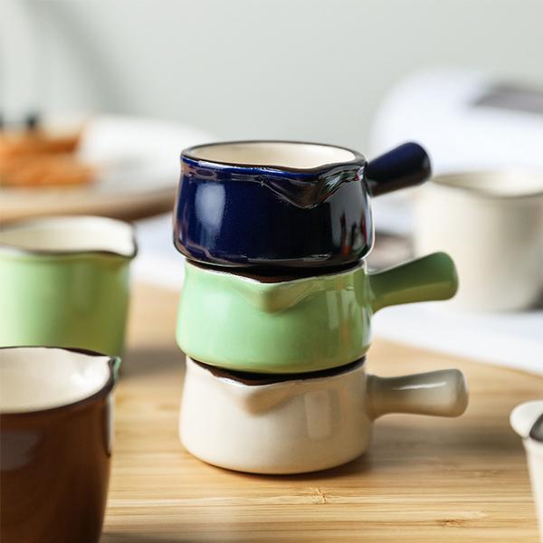 肆月奶卡卡通陶瓷果酱碗,生活仪式感小物