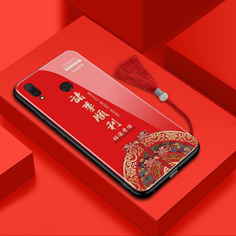 中國代購|中國批發-ibuy99|小米手机|红米k40pro手机壳小米K40国潮Redmi中国风pro硅胶防摔时尚por网红
