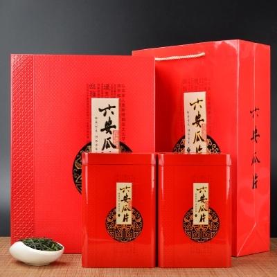六安瓜片 新茶 绿茶礼盒装 500g浓香型茶叶茶农直销 安徽特产