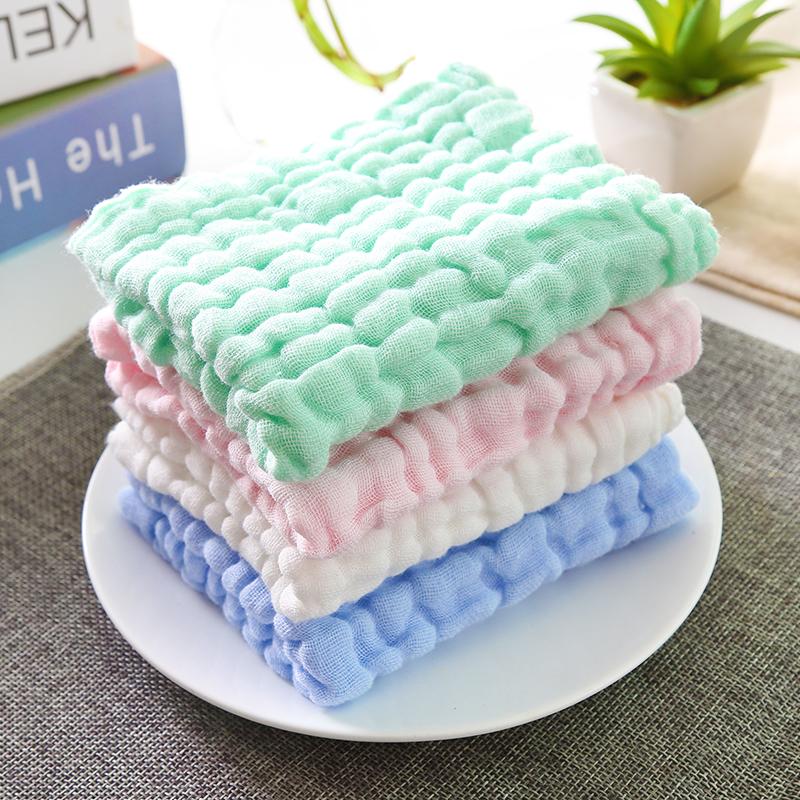 不掉毛吸水洗臉小毛巾成人擦臉巾柔軟家用兒童洗澡小方巾擦手巾