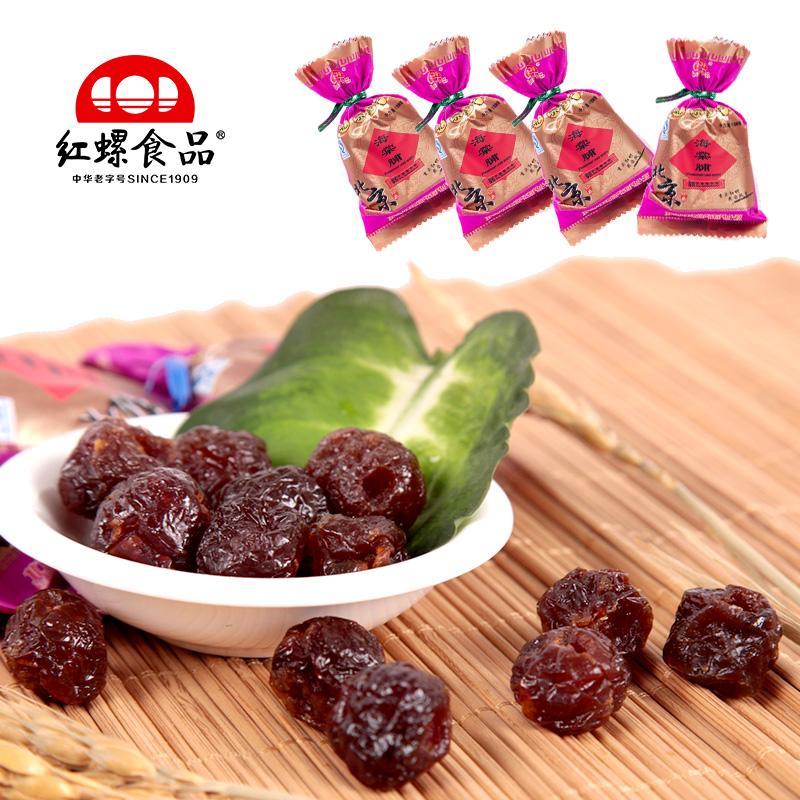 Бегония 脯 500 г пекин фрукты засахаренный пекин специальный свойство красный винт еда старый слово количество марка кислота сладкий вкус