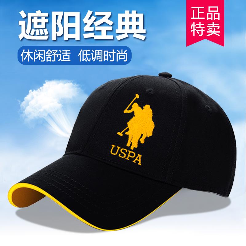 Polo Paul hat pure cotton mens and womens hats mix Korean Cap Baseball Cap sun hat outdoor tennis sun hat