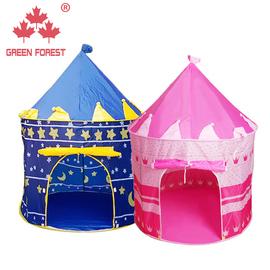 户外儿童公主帐篷 玩具游戏屋 婴儿宝宝韩国热卖儿童城堡帐篷包邮图片