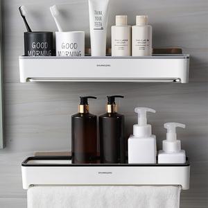 衛生間置物架壁掛則所用品北歐風格大全浴室衛浴上墻各種收納神器