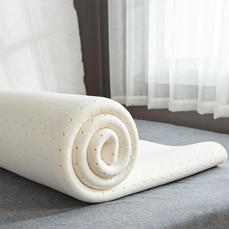 满598.00元可用299元优惠券天然乳胶床垫薄款2cm床褥垫子学生宿舍全棉软垫床垫薄款垫子3cm