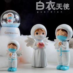 7夕国庆节礼物送护士医师实用公司活动小礼品员工生日抗疫纪念品